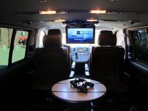 Car-Media: Deckenmonitore, Spielekonsolen, Car-Hifi