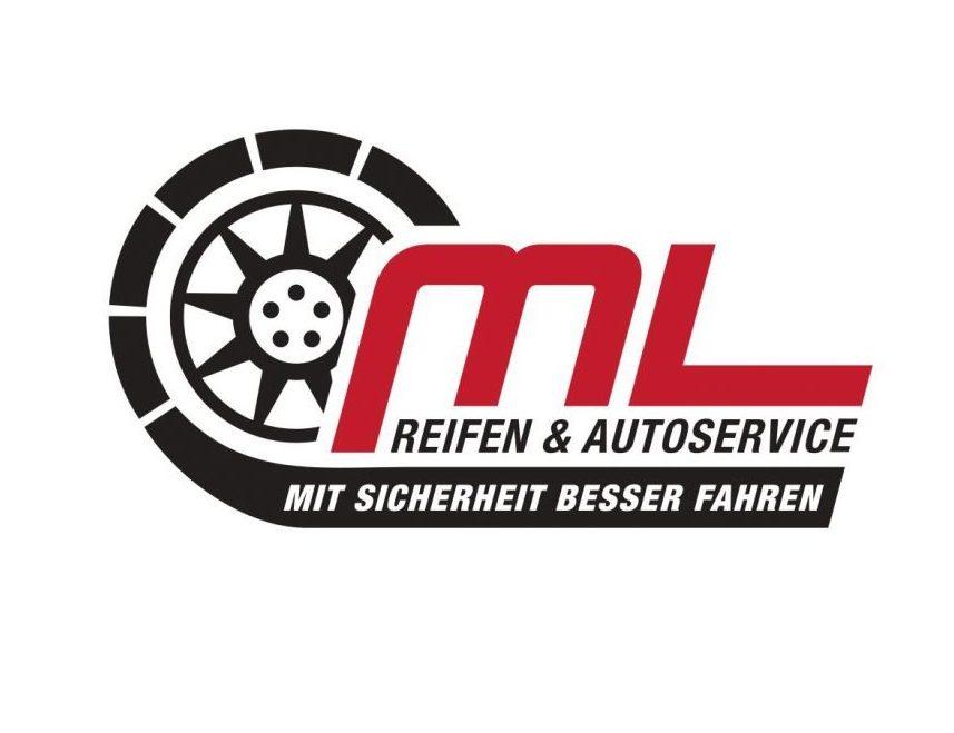 Logo ML Reifen u. Autoservice Gerrit Liebke